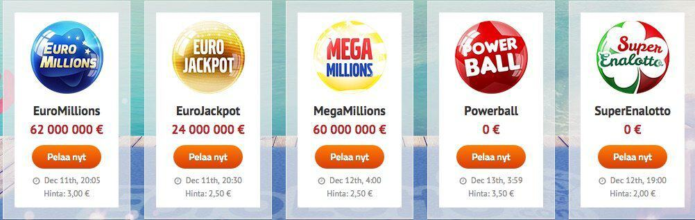Eurolotto lotto