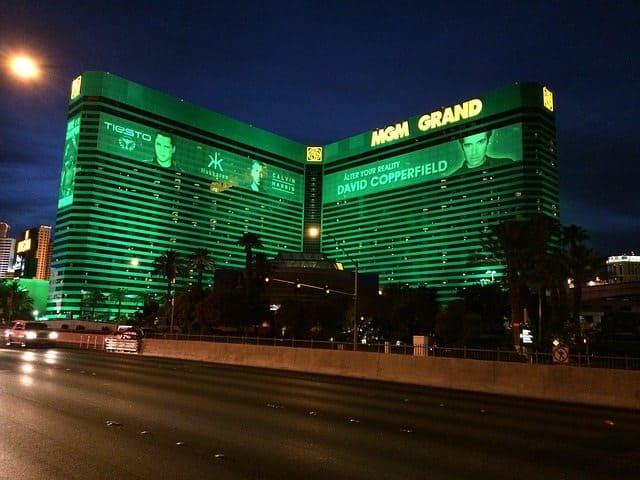 Las Vegasin MGM Grand