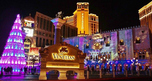 Las Vegasin The Venetian kasino ja hotelli