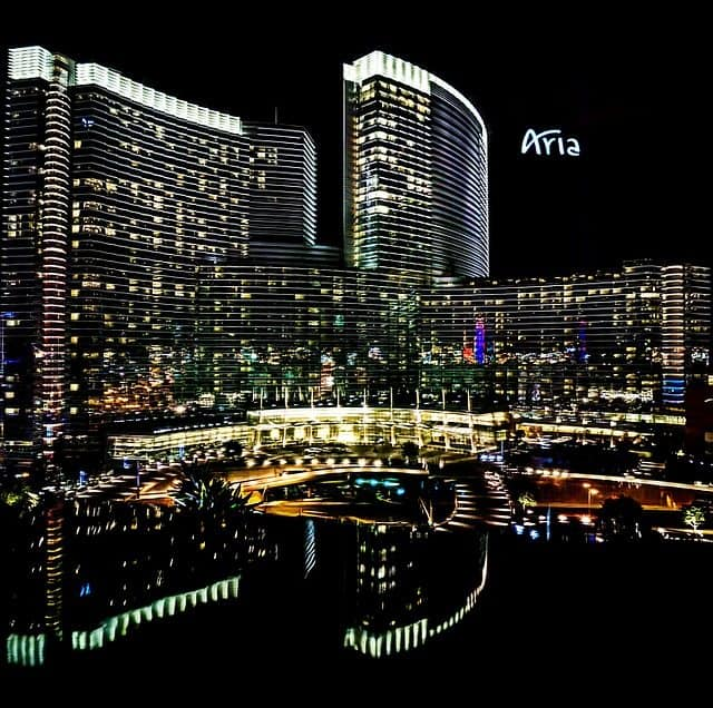 Las Vegasin Aria Kasino ja hotelli