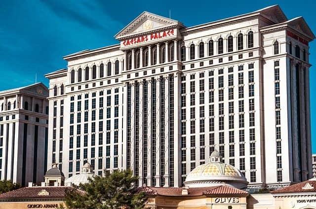 Las Vegasin Caesars Palace kasino ja hotelli