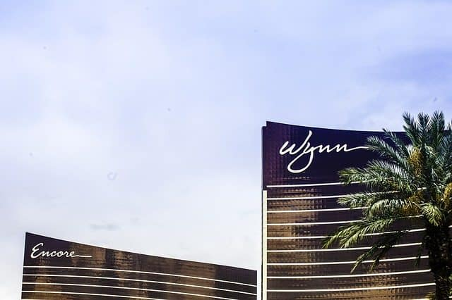 Las Vegasin Wynn kasino ja hotelli