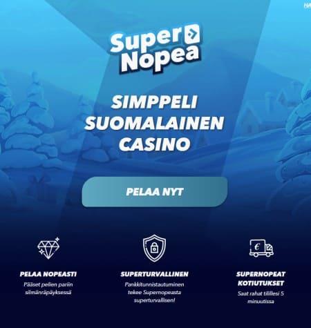 SuperNopea Kasino